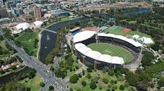 Adelaide Oval in North Adelaide, South Australia Travel News, Travel Guide, Adelaide South Australia, Adelaide Sa, Cricket World Cup, Wide World, World Of Sports, New Zealand, Around The Worlds