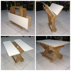 Picture of Portable Multipurpose Table