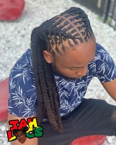 How about these beautiful long locs on this GOODLOC TUESDAY 🥰‼️ how long have you been growing your locs Jah Locs Nation ? Dreadlock Hairstyles For Men, Black Men Hairstyles, African Braids Hairstyles, Boy Hairstyles, Braided Hairstyles, Haircuts, Men Dread Styles, Mens Dreadlock Styles, Dreads Styles