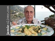 Un viandante in cucina: Gennaro makes Ricotta Ravioli