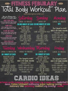 This month's workout plan! I included a printable...   Pieces in Progress: Living fit, healthy, & happy!