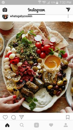 appetizer board idea