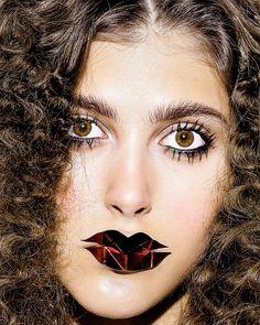 Mua @tanasymakeup Hair @vadimxmidav Ph @sexandpolaroid