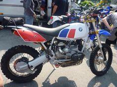 BMW R80 PD KIT Bmw Enduro, Moto Scrambler, Enduro Motorcycle, Motorcycle Style, Bmw Boxer, Custom Bmw, Custom Bikes, Bmw R1100gs, Bmw 100