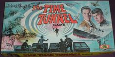 "Ideal ""The Time Tunnel"" game"