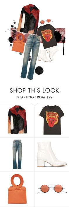 """""""Untitled #166"""" by angel534 on Polyvore featuring Tom Ford, MadeWorn, Gucci, Gianvito Rossi and Jacques Marie Mage"""