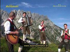 """""""Alpenspektakel"""" Mit Schwung und Heiterkeit - YouTube"""