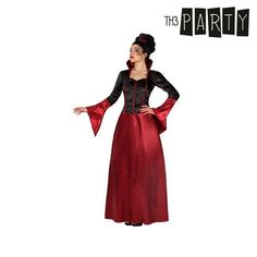 If you are thinking of organising a great party, you can now buy Costume for Adults Party Vampiress and other BigBuy Carnival products to create an origi. Fantasia Disney, Buy Costumes, Adult Costumes, Clothing Websites, Toiletry Bag, Halloween, Headpiece, Cool Things To Buy, Wonder Woman