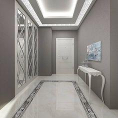 Couloir, Entrée & Escaliers de style de style Moderne par Treso İç Mimarlık