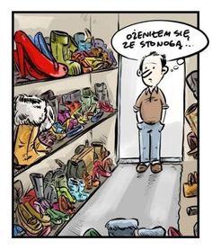 ...a niektóre kobiety mogą odnosić wrażenie że wyszły za sklep  z narzędziami:-)