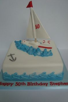 yacht cakes - Google Search