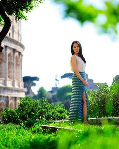 One Shoulder, Shoulder Dress, Rome, Photoshoot, Formal Dresses, Fashion, Dresses For Formal, Moda, Photo Shoot