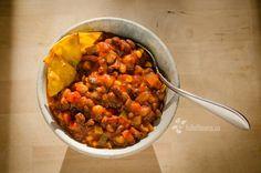 The Best Vegan Chili!