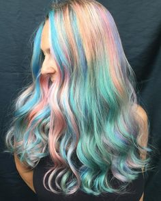 Goldwell Certified Colorist.  Unicorn Tribe Member  25+ years behind the chair