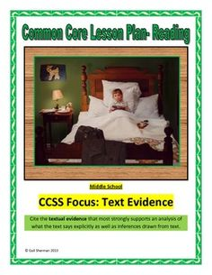 This Common Core Based Lesson Plan features the following: Lesson Plan, Warm-up, Articles, Vocabulary, Exit Slip. The articles in this lesson plan are Non-fiction.