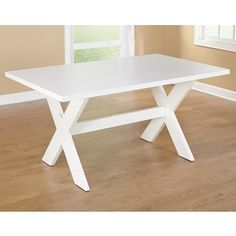 Shop for Simple Living Sumner Dining Table. Get free shipping at Overstock.com - Your Online Furniture Outlet Store! Get 5% in rewards with Club O!