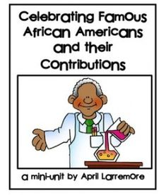 Mini Unit for Black History Month