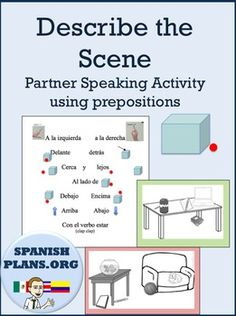 I have used this lesson many times when I have been observed by administration and they love it! The students also enjoy it and you will be amazed at how they can use their Spanish effectively to communicate.