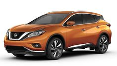 2016 Nissan Murano Design