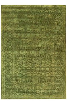 Safavieh Silk Road SKR213 Sage Rug | Traditional Rugs. I have found the perfect rug for the living room :D
