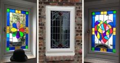 Double Glazed Old Stained Glass Windows For Energy Benefits - http://www.theadvancedgroup.co.uk/double-glazing-news/double-glazed-old-stained-glass-windows-for-energy-benefits