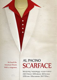 "11 Alternative ""Scarface"" Posters"