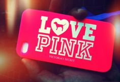 Cases way to cute LOVE #pink