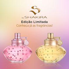 Novas edições limitadas de Shakira - Sépha Blog