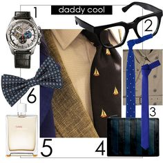 Pump Hombre/Moda: Daddy Cool