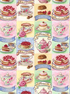 tea party printables Decoupage Printables, Party Printables, Decoupage Ideas, Vintage Labels, Vintage Tea, Tea Art, Christmas Greeting Cards, Christmas Greetings, Kirigami