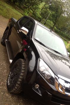 Isuzu D Max, Chevrolet Trailblazer, Pick Up 4x4, Nissan 4x4, 4x4 Accessories, Off Roaders, 4x4 Off Road, Toyota 4x4, Ford Ranger