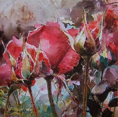 Rose by kalinatoneva