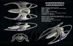 Andromeda Ascendant ortho by unusualsuspex.deviantart.com on @deviantART