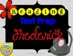 Test Prep Stations for Frederick