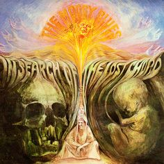 The Moody Blues - In Search Of The Lost Chord on Limited Edition 180g LP