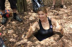 One of the best attractions near Ho Chi Minh City must be Cu Chi Tunnels. Read this post to know how to travel from Ho Chi Minh to Cu Chi Tunnels. Vietnam Destinations, Travel Tours, Travel Guide, Tour Operator, Ho Chi Minh City, Travel Agency, Day Trip, Cambodia, Laos
