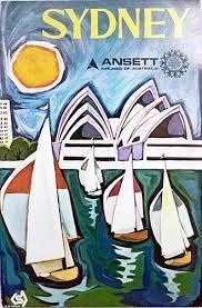 Sydney • Ansett ~ Anonym
