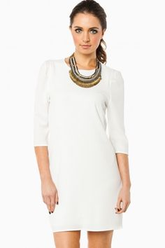 Lavell Shift Dress
