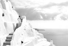 Black and White, Santorini Wedding Venue, Perfect Location, Art, Beautiful Memories