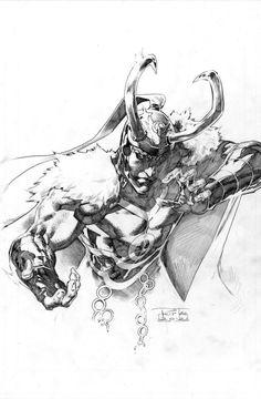 Loki by Philip Tan