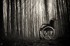 Free Photo: Wheelchair, Lonely, Physical - Free Image on Pixabay - 567811