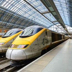 An alternative method of transport if you don't wish to fly is the Eurostar trains. You can catch the Eurostar at St Pancras station from London to Paris, France.
