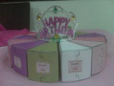 Sorpresas para invitados con dulcen dentro para cumpleaños