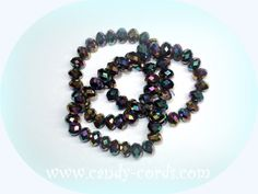30 AB Stunning Faceted Crystal Glass Jewellery Jewelry Making Like Swarovski 8mm