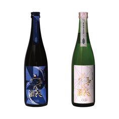 sake_lavel. package design 石井酒造 日本酒 二才の醸