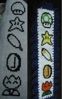 Essa foi a primeira vez, que misturei ponto cruz com crochet