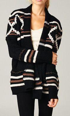 Amber Knit Sweater