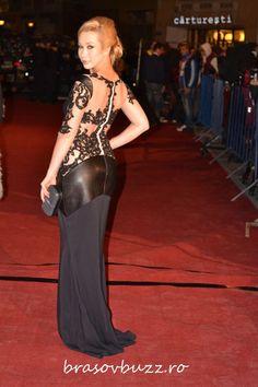 Sylvia, Romanian Music Awards 2013: covorul roșu și concert [FOTO] BrasovBuzz