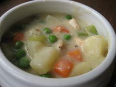 pot pie | Chicken Pot Pie 171009 | BigOven