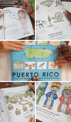 Learn About Puerto R